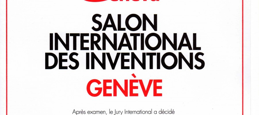 2012 WORLD INVENTORS EXPO in Geneva, Switzerland