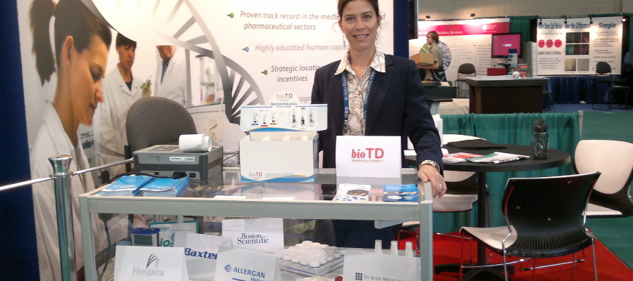Meet us at BIO Exhibition booth #5653